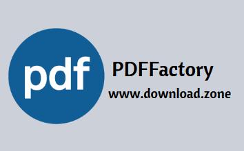 Pdffactory free download