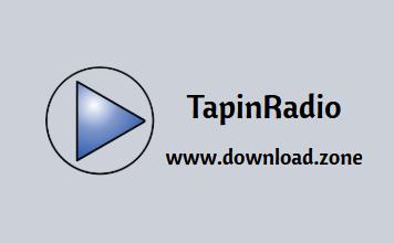 TapinRadio Software Free Download