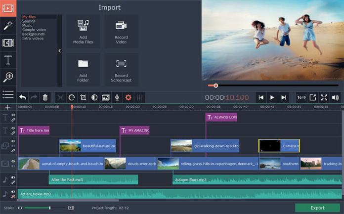 imovie-import-video
