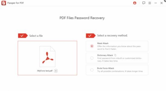 Passper-for-PDF