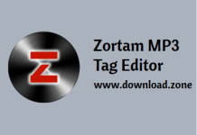 Zortam MP3 Tag Editor Free Download