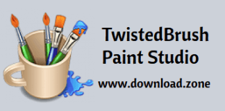 twistedBrush Paint Studio Free Download