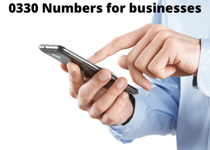 0330 Numbers for businesses