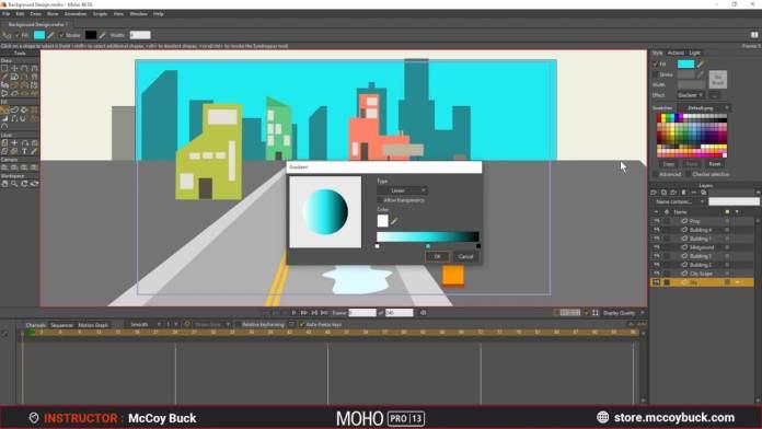 Create 2D Animation