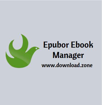 Epubor Ebook Manager