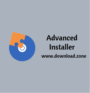 Advanced Installer Software For PC