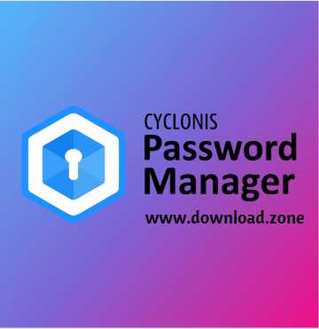 Cyclonis Password Manager Free Download Software