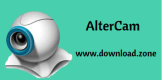 AlterCam Virtual Webcam Software For PC