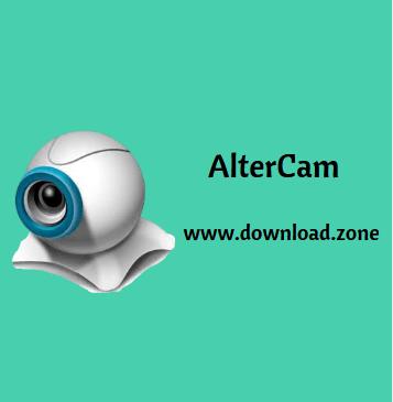 AlterCam Virtual Webcam Software For PC