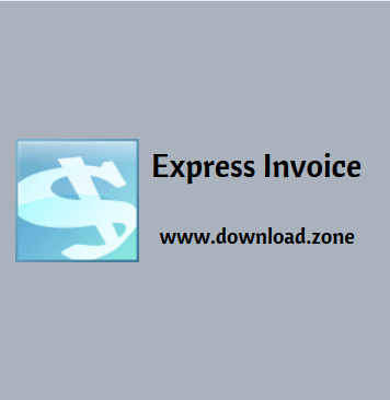 Express Invoice Invoicing Software For PC