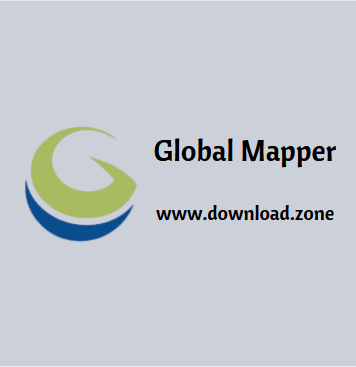 Global Mapper Software For PC