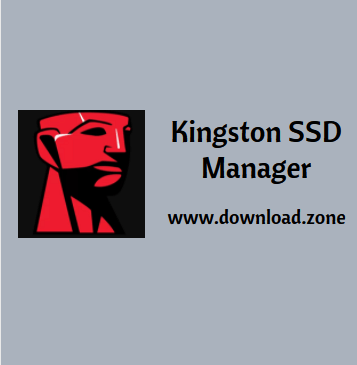 Kingston SSD Manager Software For PC
