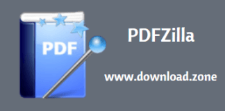 PDFZilla Software Free Download