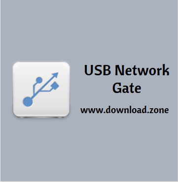 USB Network Gate Software For PC