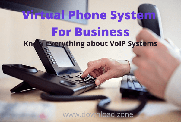 voip systems - virtual phone for business