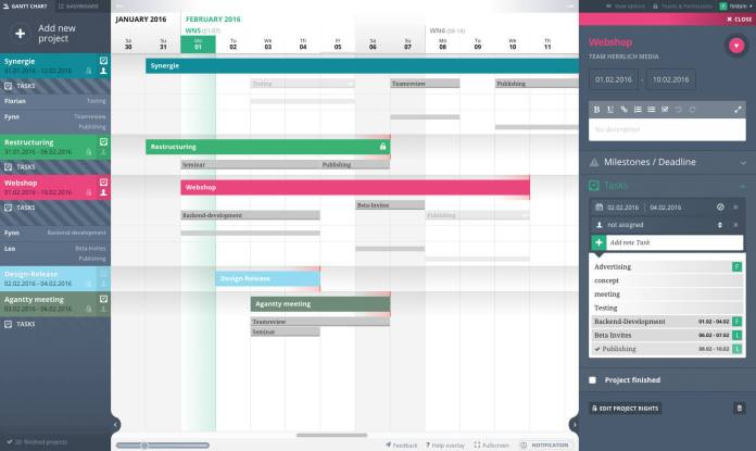 agantty-project-management-tool