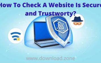 check-website-trustworthy-secure
