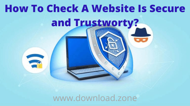 check-website-trustworthy-secure
