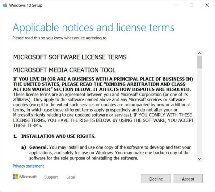 media-creation-tool-license-screen