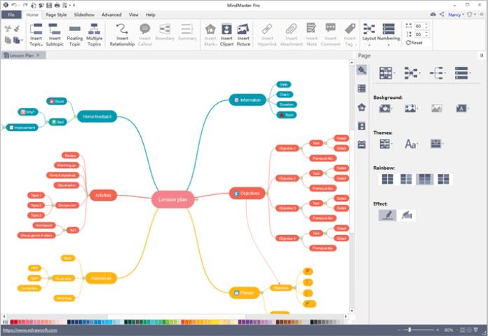 mindmaster-user-interface