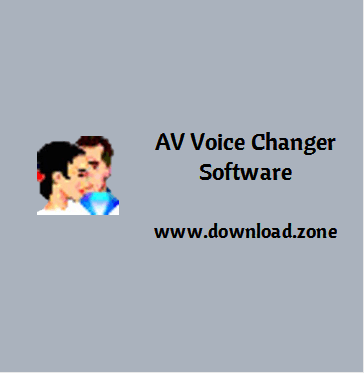 AV Voice Changer Software For Windows