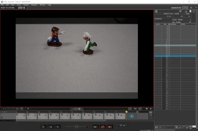 Dragonframe Animation Maker