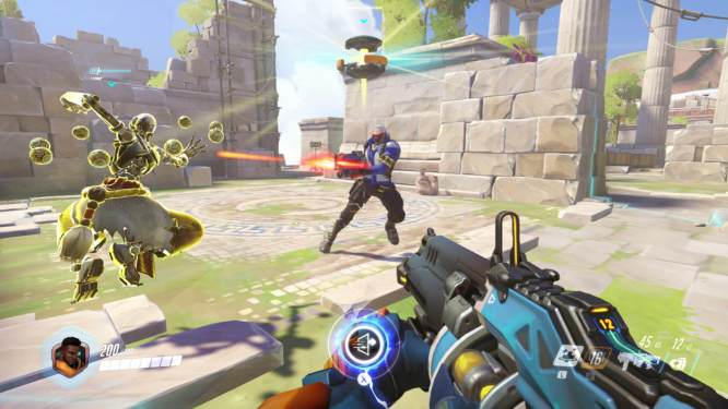 Overwatch Best Shooter Game For PC