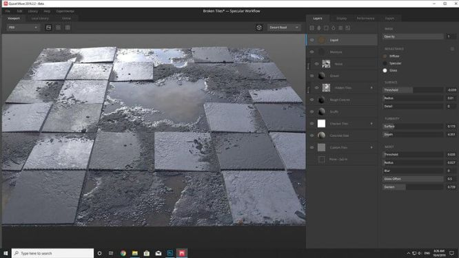 Quixel Mixer Software For PC