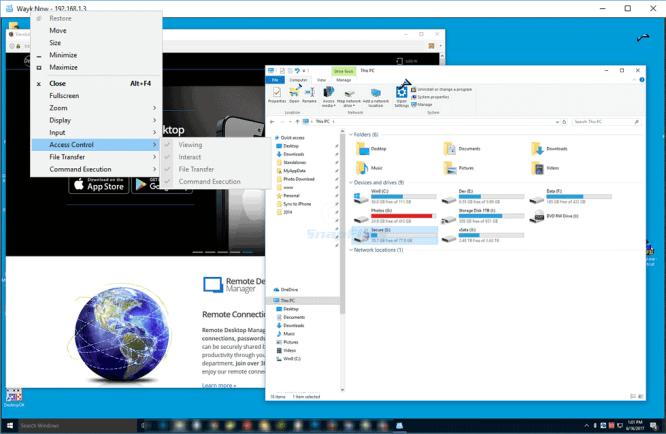 Wayk Now Remote Desktop Connection For Windows