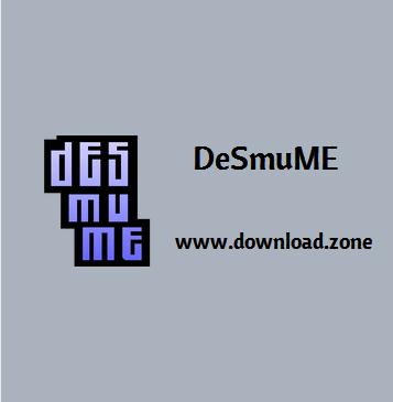 DeSmuME Nintendo DS Emulator For PC