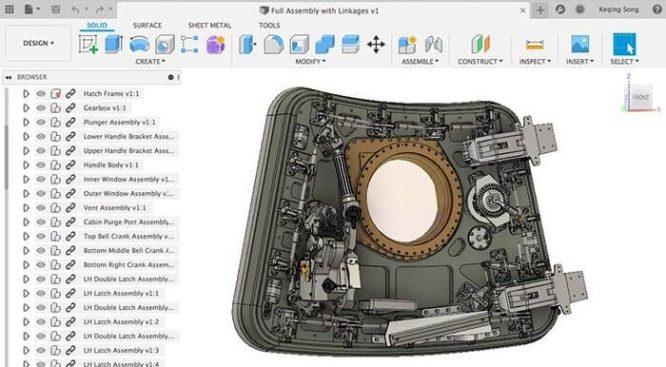 A360 3D Design & Modeling