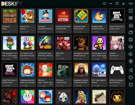 Game Store For Android Emulator
