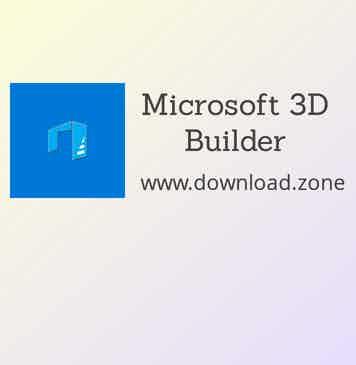 3D Builder Microsoft