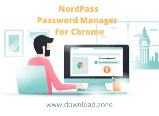 chrome password manager