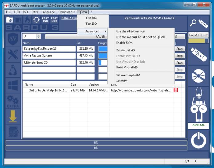 Advance Option To Create File