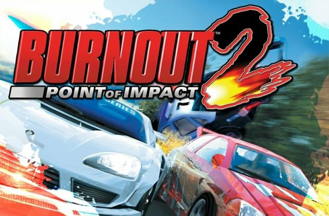 Burnout 2- racing game