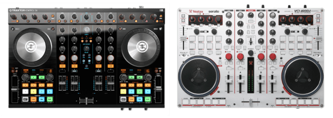 Free Dj Software- Mixxx