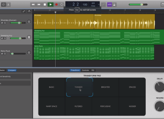 garageband top music creation software