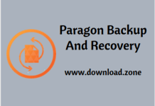 Paragon Backup And Recovery Software For Windows