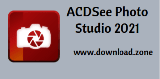 ACDSee Photo Studio 2021 Software Download
