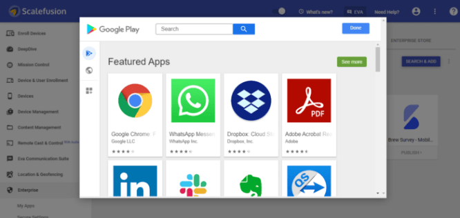 search for google play store apps