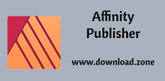 Affinity Publisher Software Download For PC