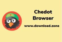 Chedot Free Web Browser For Windows Software