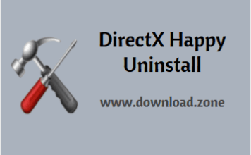 DirectX Happy Uninstall Software For PC Download