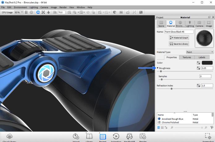 KeyShot Best 3D Rendering Software