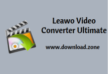 Leawo Video Converter Ultimate Software For PC Download