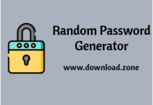 Random Password Generator Software Free Download For PC