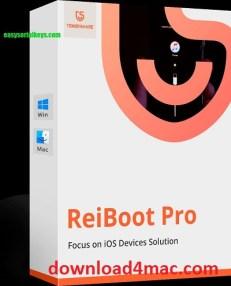 ReiBoot Pro 2.1.3 Crack + Serial Key Free Download 2021