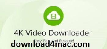 4k Video Downloader 4.15.0 License Key + Crack Free Download 2021