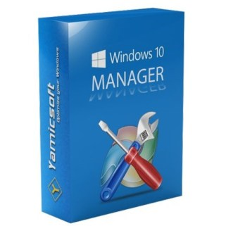 Windows 10 Manager 2.1.7 Keygen + Crack [Latest] Free Download